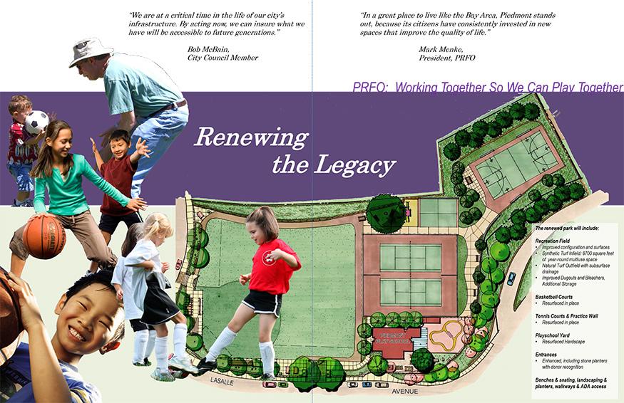 Hampton Park – PRFO – Piedmont Recreational Facilities Organization