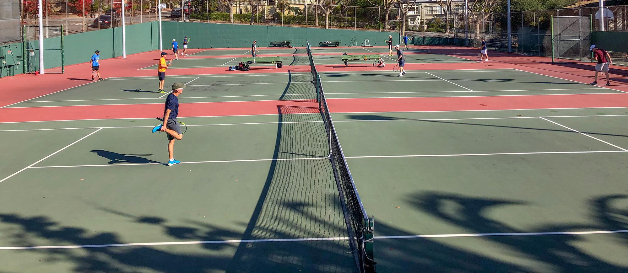 Corey Reich Tennis Center