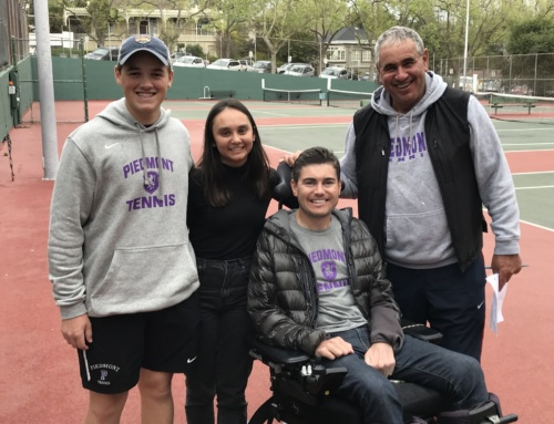 Corey Reich Tennis Center Fundraiser Tournament Planned for April 28th